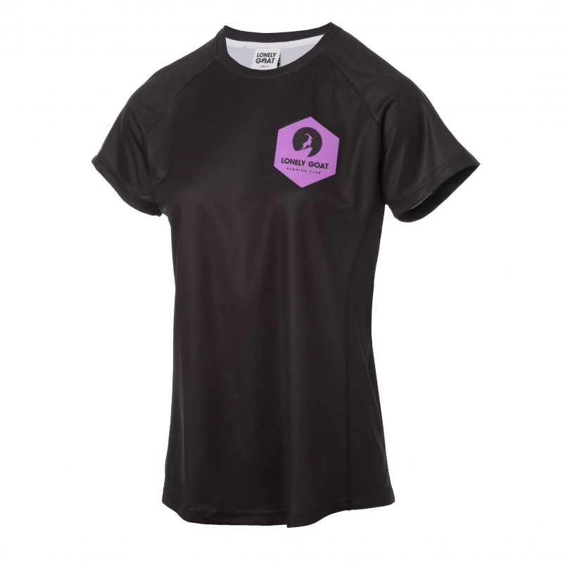 LGRC Ladies T Front Purple