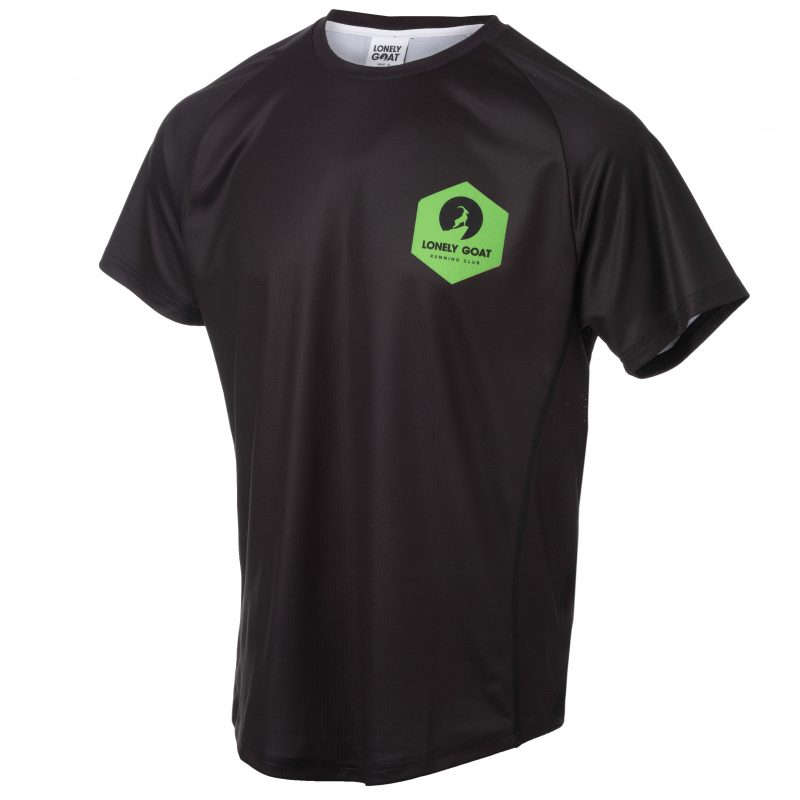 LGRC Mens T green Front