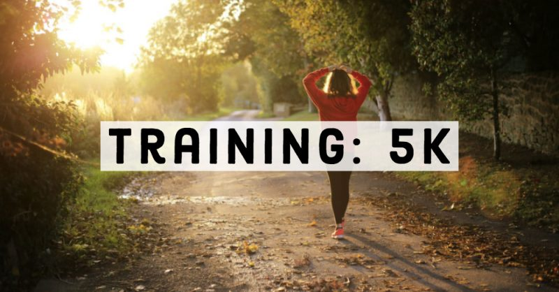 Virtual runner image for Lonely Goat 5K training article