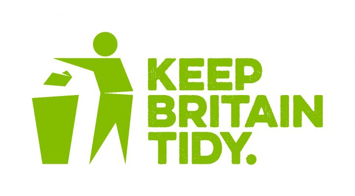 Logo for Keep Britain Tidy