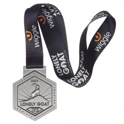 Virtual Running Club Medal